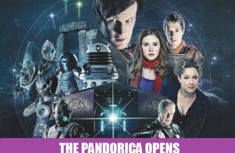The Pandorica Opens (1)